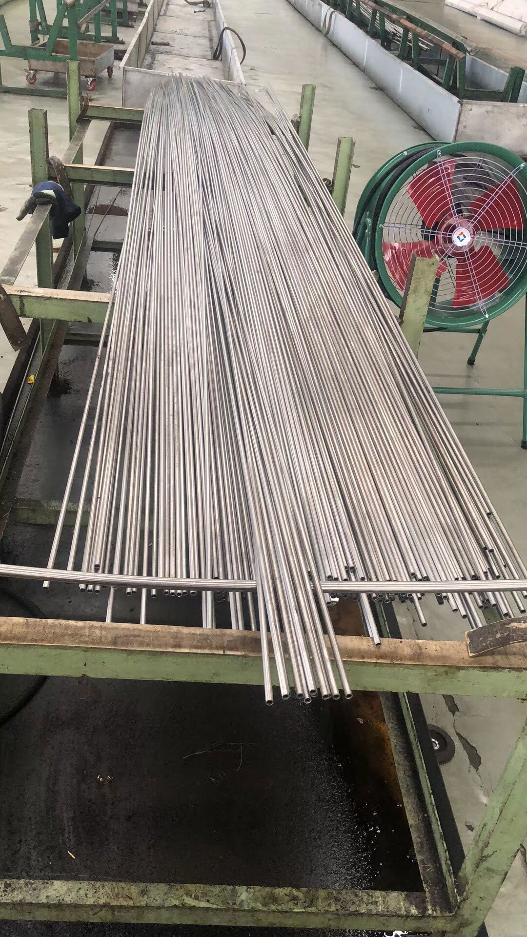 polished stainless steel tubing supplier